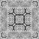 Κάρτα Mandala Στοκ Εικόνα