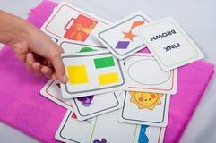 Κάρτες αντικειμένου διαθέσιμες Στοκ φωτογραφίες με δικαίωμα ελεύθερης χρήσης