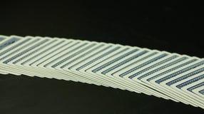 Κάρτες παιχνιδιού που διαδίδονται στοκ φωτογραφία με δικαίωμα ελεύθερης χρήσης