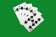 Κάρτες παιχνιδιού Στοκ Εικόνα