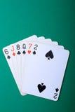 κάρτες στοκ εικόνα
