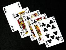 κάρτες Στοκ Φωτογραφίες