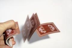 κάρτες Στοκ Εικόνες
