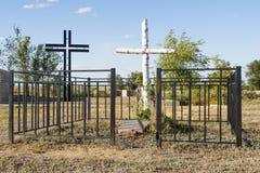 Κάρδαμο στο γερμανικό νεκροταφείο Rossoshk Βόλγκογκραντ, Ρωσία Στοκ εικόνα με δικαίωμα ελεύθερης χρήσης