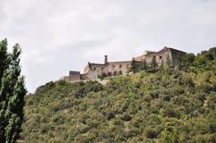 Κάστρα στην Ισπανία Στοκ Εικόνες