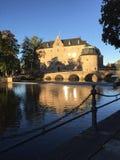 Κάστρο ã-Rebro, Σουηδία στοκ φωτογραφία με δικαίωμα ελεύθερης χρήσης
