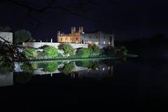 κάστρο Αγγλία Κεντ Λιντς Στοκ Φωτογραφία