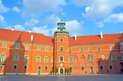 κάστρο βασιλικό στοκ φωτογραφία με δικαίωμα ελεύθερης χρήσης