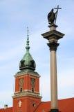 κάστρο βασιλικό Στοκ Εικόνα