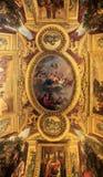 κάστρο Βερσαλλίες Στοκ Εικόνα