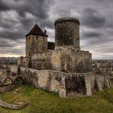 κάστρο β bedzin dzin στοκ εικόνες