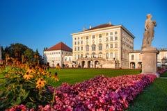 κάστρο Γερμανία Μόναχο nymphenburg Στοκ Εικόνα