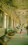 κάστρο Γερμανία ludwigsburg Στοκ εικόνα με δικαίωμα ελεύθερης χρήσης