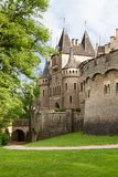 κάστρο Γερμανία marienburg Στοκ εικόνα με δικαίωμα ελεύθερης χρήσης