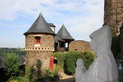 κάστρο Γερμανία thurandt Στοκ εικόνες με δικαίωμα ελεύθερης χρήσης