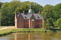 κάστρο Δανία Frederiksborg Στοκ Φωτογραφίες