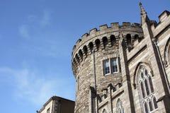 κάστρο Δουβλίνο Στοκ Φωτογραφία