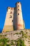 Κάστρο δ ` Alba Serralunga, Piedmont Ιταλία στοκ φωτογραφίες