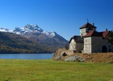 κάστρο Ελβετία Στοκ Φωτογραφία