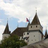 κάστρο Ελβετός Στοκ Φωτογραφία