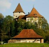 κάστρο Ελβετός Στοκ φωτογραφία με δικαίωμα ελεύθερης χρήσης