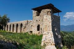 κάστρο Ελλάδα Στοκ Εικόνες