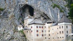 Κάστρο ληστών στοκ εικόνα