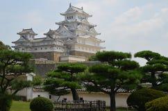 Κάστρο Ιαπωνία του Himeji Στοκ εικόνες με δικαίωμα ελεύθερης χρήσης