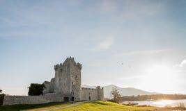 κάστρο Ιρλανδία Ross Στοκ φωτογραφίες με δικαίωμα ελεύθερης χρήσης