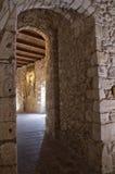 κάστρο Ιταλία monte Πούλια το&up Στοκ εικόνες με δικαίωμα ελεύθερης χρήσης