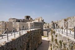 κάστρο Ιταλία monte Πούλια το&up Στοκ Εικόνες