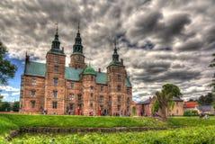 κάστρο Κοπεγχάγη Δανία rosenborg Στοκ Εικόνες