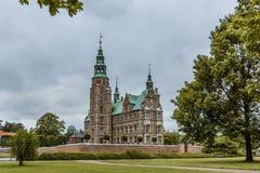 Κάστρο Κοπεγχάγη, Δανία Rosenborg Στοκ Φωτογραφίες