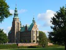 κάστρο Κοπεγχάγη rosenborg Στοκ Εικόνες