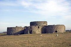 κάστρο κυρτώματος Στοκ Φωτογραφία
