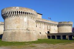 κάστρο μεσαιωνικό στοκ εικόνα