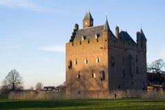 κάστρο μεσαιωνικό Στοκ εικόνα με δικαίωμα ελεύθερης χρήσης