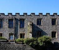 κάστρο μεσαιωνικό Στοκ Εικόνες