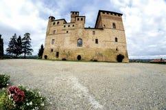κάστρο μεσαιωνικό Στοκ Φωτογραφίες