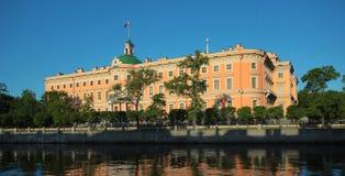 Κάστρο μηχανικών θόλος Isaac Πετρούπολη Ρωσία s Άγιος ST καθεδρικών ναών Στοκ Εικόνες