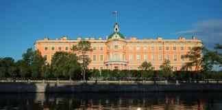 Κάστρο μηχανικών θόλος Isaac Πετρούπολη Ρωσία s Άγιος ST καθεδρικών ναών Στοκ φωτογραφία με δικαίωμα ελεύθερης χρήσης
