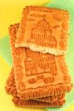 κάστρο μπισκότων Στοκ Εικόνες