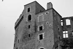 Κάστρο Νάντη Γαλλία Clisson Στοκ Εικόνα