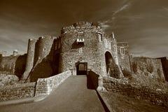 κάστρο Ντόβερ Αγγλία Κεντ Στοκ Εικόνες