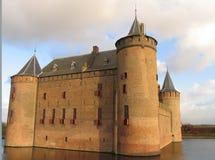 κάστρο ολλανδικά Στοκ φωτογραφία με δικαίωμα ελεύθερης χρήσης