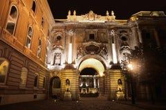 κάστρο Ουγγαρία της Βου στοκ φωτογραφία