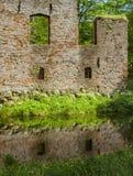 κάστρο παλαιό Στοκ εικόνα με δικαίωμα ελεύθερης χρήσης