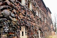 κάστρο παλαιό Στοκ Εικόνες