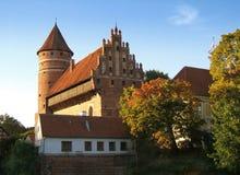 κάστρο παλαιό Στοκ φωτογραφίες με δικαίωμα ελεύθερης χρήσης