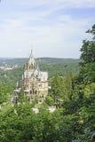 Κάστρο παραμυθιού στοκ φωτογραφίες